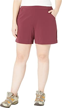 Plus Size Anytime Casual™ Shorts