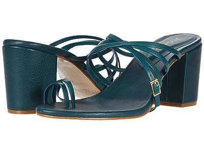 ALOHAS Mochi Heeled Sandals (Matcha) Women