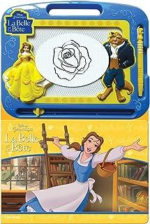 Disney La Belle Et La Bête Écrire Et Dessiner