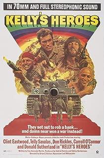 Best kelly's heroes movie poster Reviews