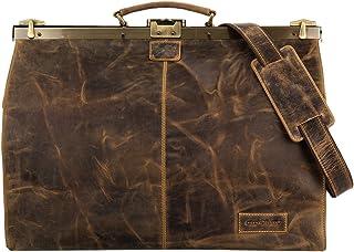 Greenburry Vintage Bolso de doctor piel 50 cm