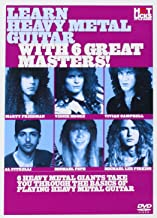 Learn Heavy Metal Guitar With 6 Great Masters ! [Reino Unido]
