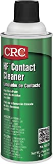 CRC HF Contact Cleaner, 11 oz Aerosol Can, Clear