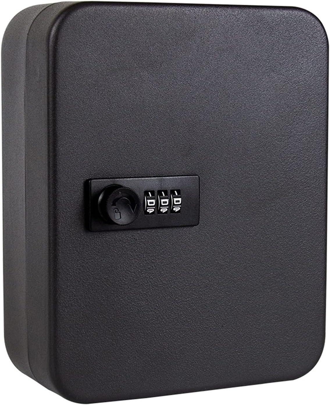 LICGHONG Key Cabinets 48 Max 66% OFF gift Keys Mounte Wall Boxes Lock Box