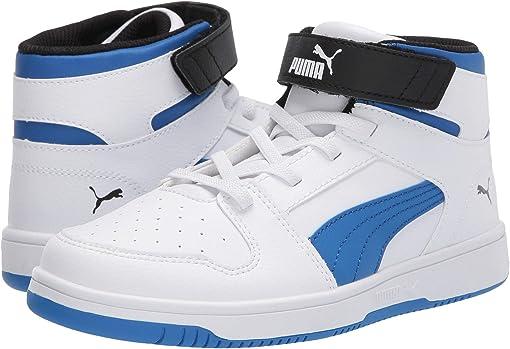 Puma White/Palace Blue/Puma Black