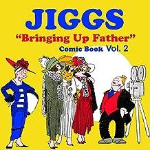 Funny Comics: Jiggs Bringing up Father Vol. 2 Book (Comic Strips)