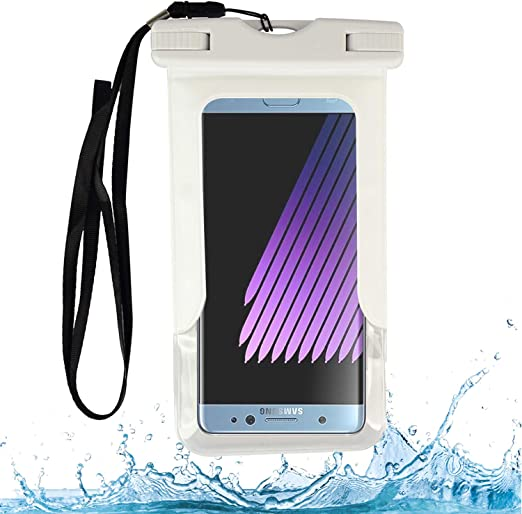 Waterproof Underwater DRY BAG Pouch Case with sensor For Alcatel 3 2019