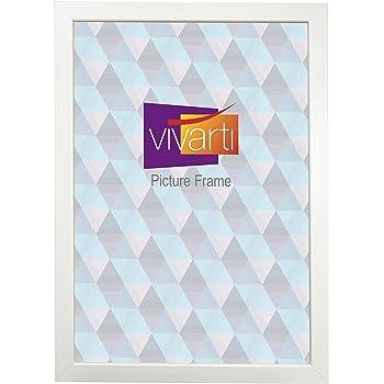 Vivarti Matt Blanco Caja Color Marco, 30 x 40 cm: Amazon.es: Hogar
