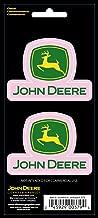 Chroma 000379 Stick-Onz Pink 'John Deere' Decal