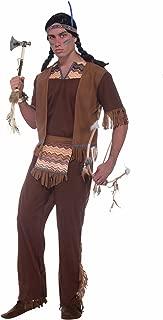 native american buckskin pants