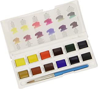 Daler Rowney Watercolour Aquafine Pocket Set