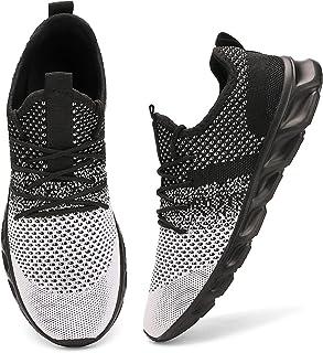 Mens Walking Running Walking Tennis Gym Shoes Casual...