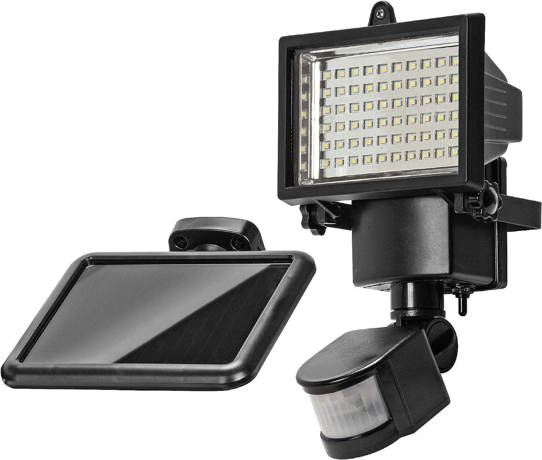 MAYSAK Opening large release sale Solar 60LED PIR Motion Popular shop is the lowest price challenge Sensor Security f Light Floodlight