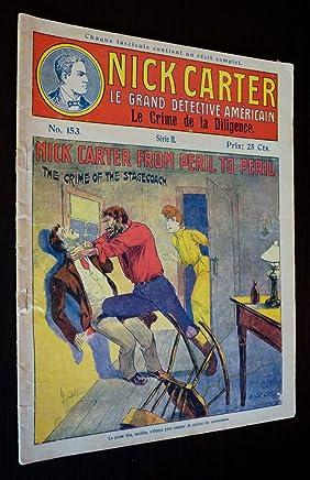 Nick Carter (série II - n°105) : Une Femme intrépide
