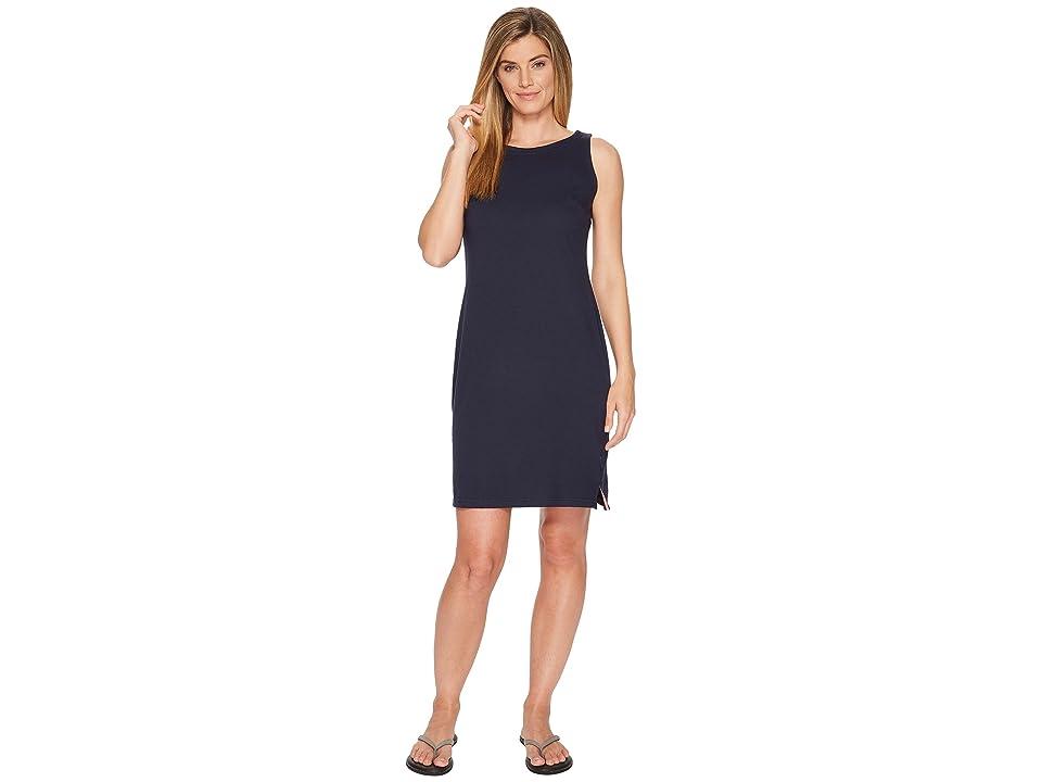 Columbia Harborside Knit Sleeveless Dress (Collegiate Navy) Women