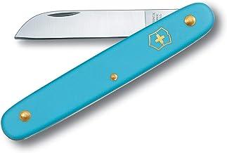 Victorinox Nóż do kwiatów, nierdzewne proste ostrze, nóż uniwersalny, uchwyt nylonowy
