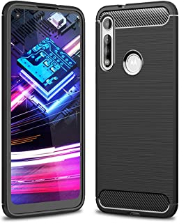 Hicaseer Case for Moto G Fast, TPU Ultra Slim Soft Shockproof Anti-Scratch Protection Cover Case for Motorola Moto G Fast ...