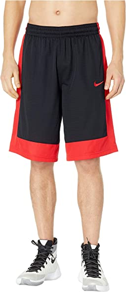 95462aa2071f Nike rally short dark grey red violet | Shipped Free at Zappos
