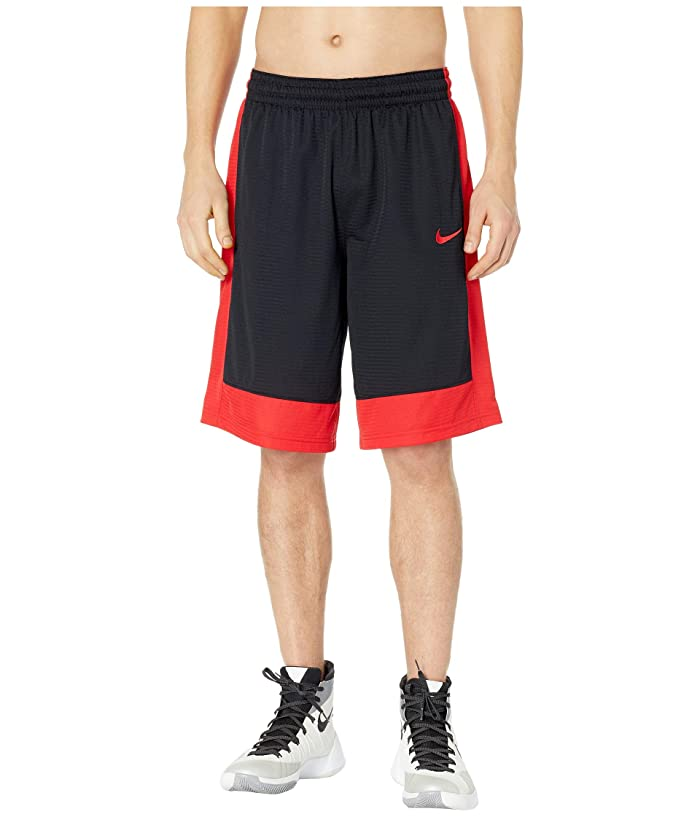 Nike Fastbreak Basketball Short (Black/University Red) Men