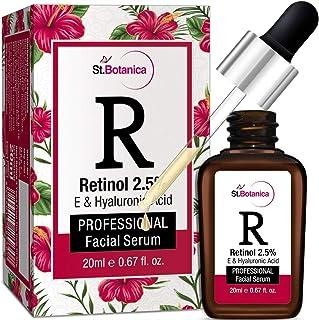 StBotanica Retinol Vitamin E Anti Aging Facial Serum, 20 ml