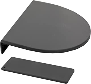 VIVO VIVO Black Steel Reinforcement Bracket Mount Plate for Thin, Glass, and Other Fragile Tabletops | Clamp Compatible wi...