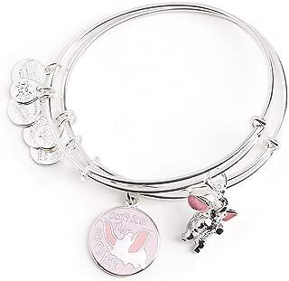 Disney Parks Alex and Ani Dumbo Bangle Bracelet Set