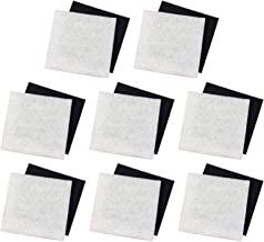 PONDMASTER (8) 1000 & 2000 Carbon & Coarse Poly Pad Replacement Filters | 12202