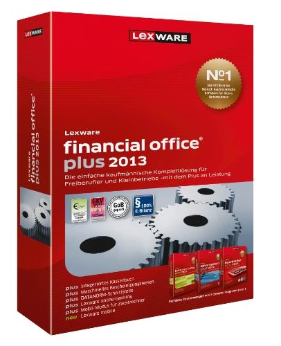 Lexware Financial Office Plus 2013 (Version 17.00) [import allemand]