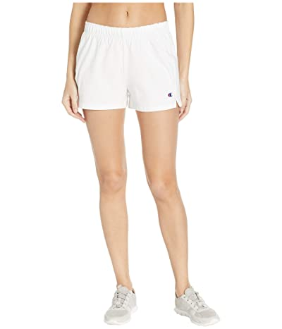 Champion LIFE Practice Shorts (White) Women