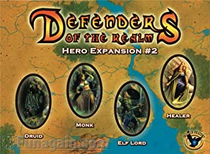 Gryphon Games Defenders of The Realm: Hero Pack #2