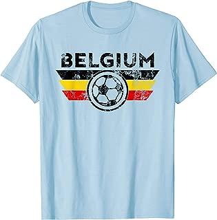 Belgium Soccer Jersey Shirt Belgian Football Men Women Kid T-Shirt