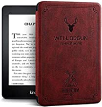 """Robustrion Ultra Slim Smart Flip Case Kindle Cover for All New 6"""" Amazon Kindle Cover 10th 10 Generation 2019 Kindle Cover..."""
