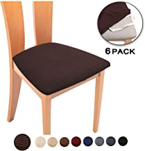 Amazon.es: silla comedor chocolate