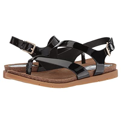 Sofft Rory (Black Goat Patent) Women