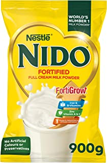 Nestle Nido Full Cream Milk Powder Pouch 900g