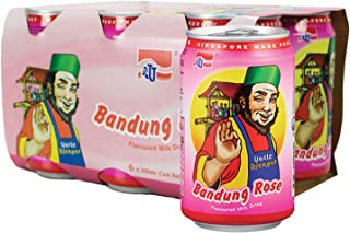 JJ Uncle Djengot Bandung Rose, 300 ml, (Pack of 6)
