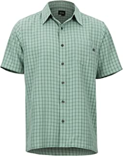 Marmot 土拨鼠 男士 Eldridge 短袖衬衫