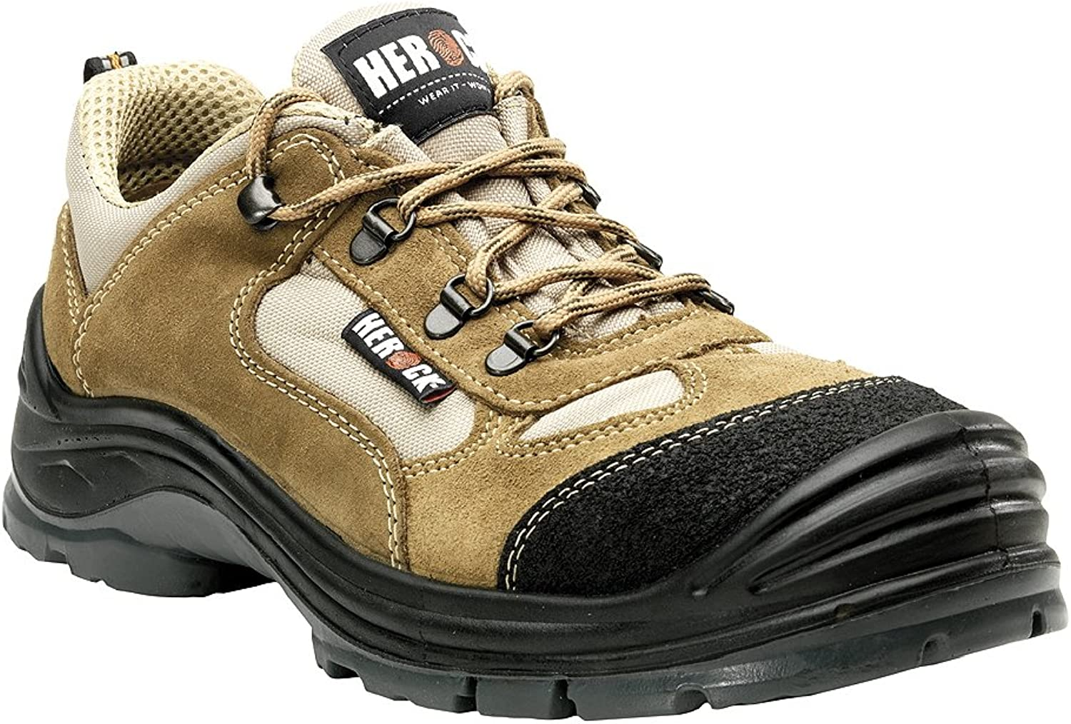 Cross Compo S1P Low shoes - Safety shoes Soul Rebel Footwear