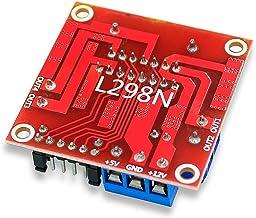 Electronic Module Dual H Bridge DC Stepper Motor Drive Controller Board Module L298N