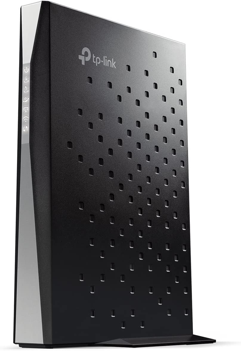 TP-Link Archer CR500 16x4 DOCSIS3.0 AC1200 Wireless Wi-Fi Cable Modem Router   Up to 1200Mbps Wi-Fi Speeds   Max Download Speeds Up to 680Mbps   Certified for Comcast XFINITY, Spectrum, and more