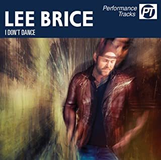 I Don't Dance (Performance Track)