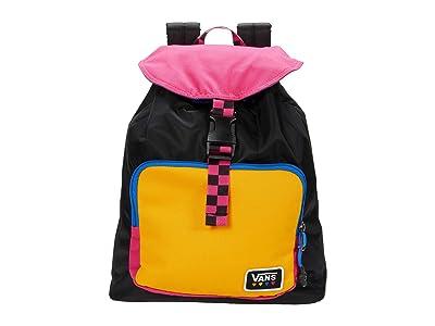 Vans Glow Stax Backpack (Black) Backpack Bags