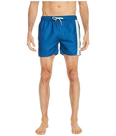 NATIVE YOUTH Dinamo Swim Shorts (Navy) Men