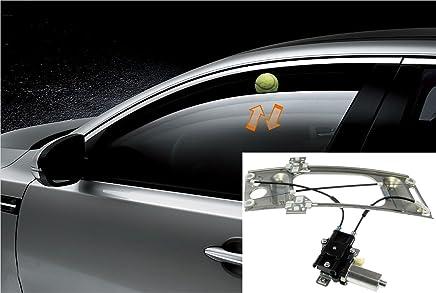 SUNROAD Power Window Regulator /& Motor Front Left Driver Side for 1997 1998 1999 2000 2001 2002 Pontiac Grand Prix|2000 2001 2002 2003 2004 2005 2006 2007 Chevrolet Monte Carlo