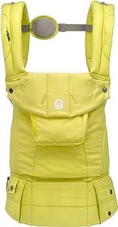 LÍLLÉbaby The Complete All Original SIX-Position, 360° Ergonomic Baby & Child Carrier, Lemon Lime