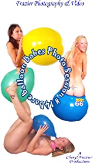 Bare Balloon Babes Photo Session 14