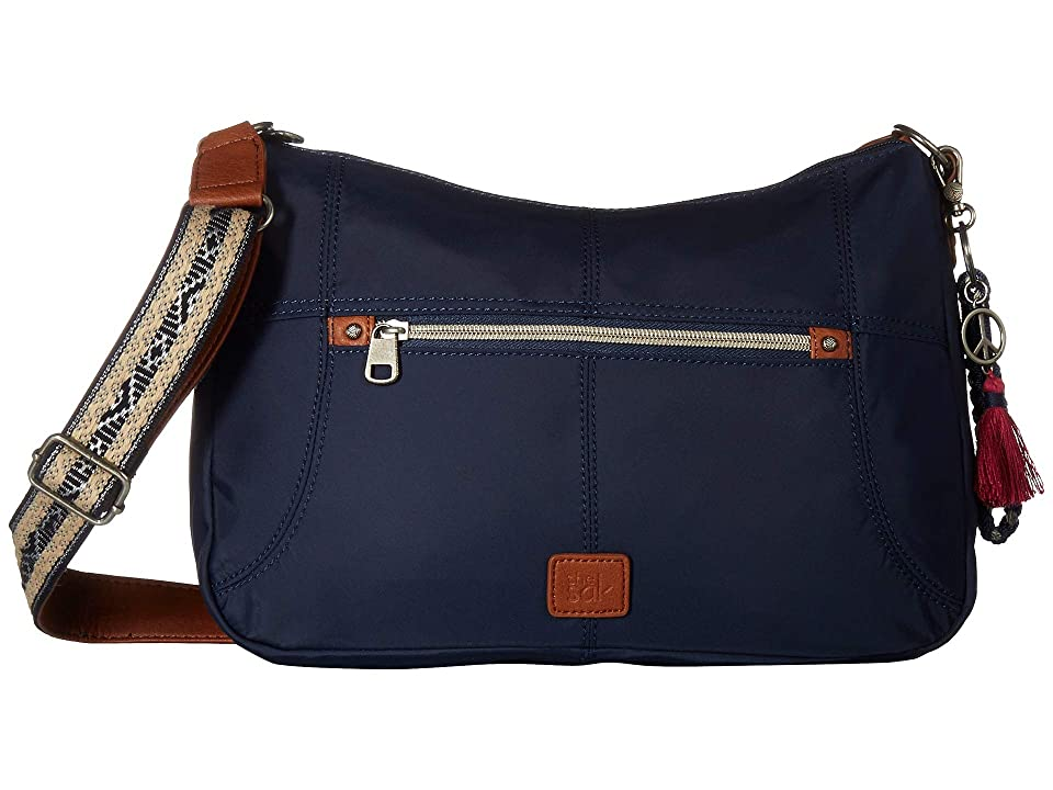16bf4b4681 The Sak Esperato Nylon Hobo (Navy) Hobo Handbags