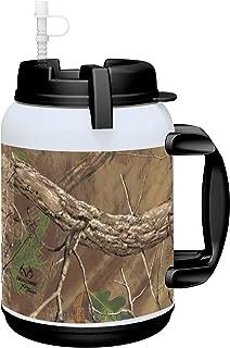 64 Oz RealTree Insulated Mug
