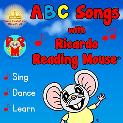 ABC Songs with Ricardo Reading Mouse