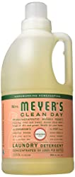 Mrs. Meyer's Laundry Detergent Geranium, 64 OZ